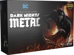 Picture of DC Dark Nights Metal Deck Building Card Game