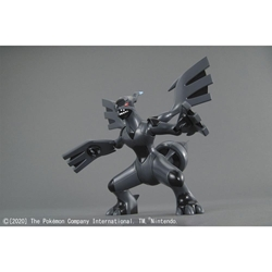 Picture of Pokemon Zekrom Bandai Spirits Model Kit