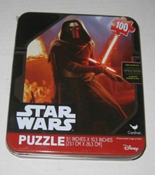 Picture of Star Wars Kylo Renn 100-Piece Puzzle