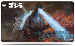 Picture of Magic the Gathering Ikoria Lair of Behemoths Godzilla Doom Inevitable Playmat