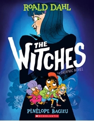 Picture of Witches Roald Dahl SC