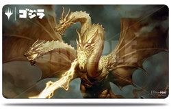 Picture of Magic the Gathering Ikoria Lair of Behemoths Ghidorah King of the Cosmos Playmat