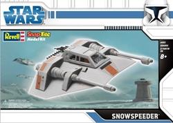 Picture of Star Wars Snow Speeder Snap Tite Model Kit