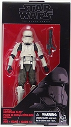 Picture of Star Wars Imperial Hovertank Pilot Black Series Action Figure
