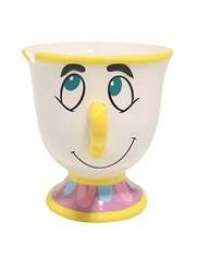 Picture of Beauty and the Beast Chip 3D Ceramic Mug