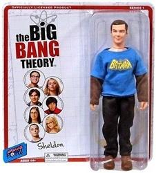 Picture of Big Bang Theory Sheldon Convention Exclusive Action Figure