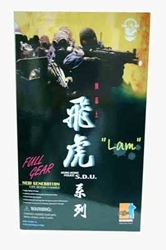 Picture of Hong Kong Police SDU Sniper Lam Full Gear New Generation Life Action Figure