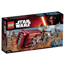Picture of LEGO Star Wars Rey's Speeder Playset