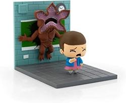 Picture of Stranger Things Eleven vs Demogorgon SuperEmoFriends Figure