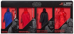 Picture of Star Wars Black Series Guardians of Evil 4-Pack Figure Set