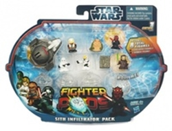 Picture of Star Wars Fighter Pods Sith Infiltrator Pack