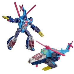 Picture of Transformers Generations Rotorstrom Selects Deluxe Action Figure