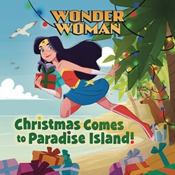 Picture of Wonder Woman Christmas Comes to Paradise Island HC
