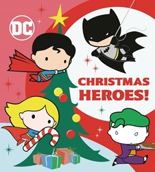 Picture of DC Christmas Heroes HC