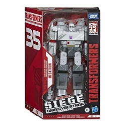 Picture of Transformers Megatron War for Cybertron Trilogy Action Figure