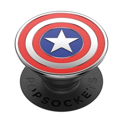 Picture of Captain America Enamel PopSocket