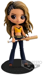 Picture of Birds of Prey Black Canary Q-Posket Figure