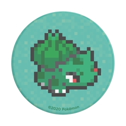 Picture of Pokemon Bulbasaur Pixel PopSocket