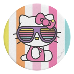 Picture of Hello Kitty Sunglasses PopSocket PopGrip