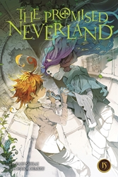 Picture of Promised Neverland Vol 15 SC