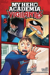 Picture of My Hero Academia Vigilantes Vol 05 SC