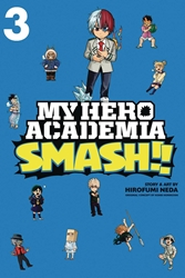 Picture of My Hero Academia Smash Vol 03 SC