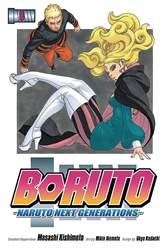 Picture of Boruto Vol 08 SC Naruto Next Generations