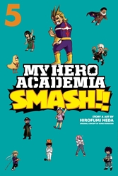 Picture of My Hero Academia Smash Vol 05 SC