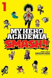 Picture of My Hero Academia Smash Vol 01 SC