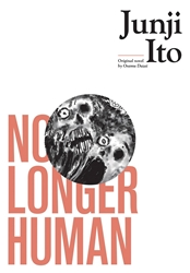 Picture of No Longer Human HC Junji Ito