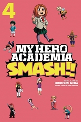 Picture of My Hero Academia Smash Vol 04 SC