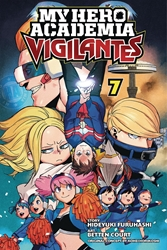 Picture of My Hero Academia Vigilantes Vol 07 SC