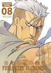 Picture of Fullmetal Alchemist Fullmetal Edition Vol 08 HC