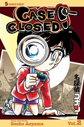 Picture of Case Closed Vol 02 SC