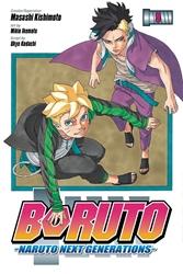 Picture of Boruto Vol 09 SC Naruto Next Generations