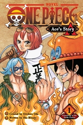 Picture of One Piece Ace's Story Vol 01 SC Novel