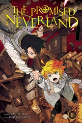Picture of Promised Neverland Vol 16 SC