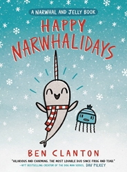 Picture of Narwhal and Jelly Vol 05 HC Happy Narwhalidays