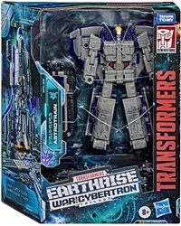 Picture of Transformers Earthrise War for Cybertron Trilogy Leader Class Astrotrain