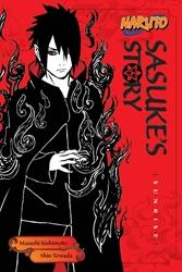 Picture of Naruto Sasuke Story SC Novel