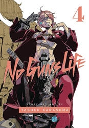 Picture of No Guns Life Vol 04 SC