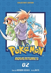 Picture of Pokemon Adventures Collector's Edition Vol 02 SC