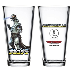 Picture of Godzilla MechaGodzilla Toon Tumbler Glass