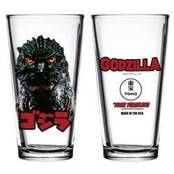 Picture of Godzilla Head Toon Tumbler Glass