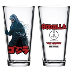 Picture of Godzilla Toon Tumbler Glass