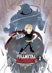 Picture of Art of Fullmetal Alchemist 2 HC