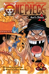 Picture of One Piece Ace's Story Vol 02 SC Novel