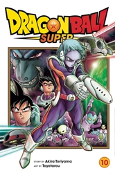 Picture of Dragon Ball Super Vol 10 SC