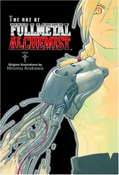 Picture of Art of Fullmetal Alchemist HC