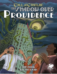 Picture of Call of Cthulhu RPG Shadow Over Providence SC